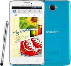 Alcatel One Touch Scribe  Format At..