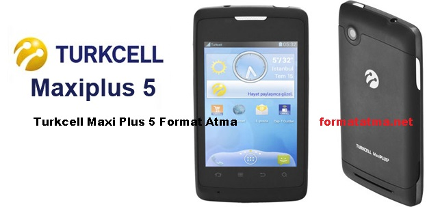 Turkcell Maxi Plus 5 Format Atma Re..